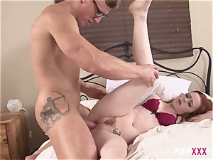 barely legal year senior virgin stepdaughter pounded by father