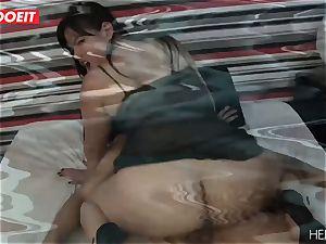 LETSDOEIT - curvy Latina boinked stiff By Her love