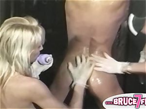 bondage nineties stunner
