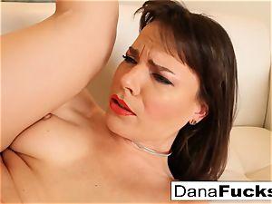 twat adore and licking of Dana DeArmond's moist fuck hole