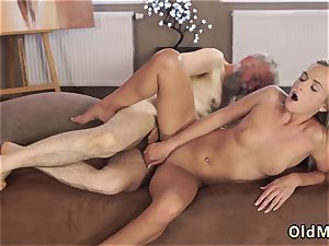 youthfull nubile catches elder stud Sexual geography