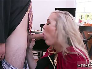 Virtual mom bday and cougar gets gash ate gonzo Halloween exclusive With A threesome