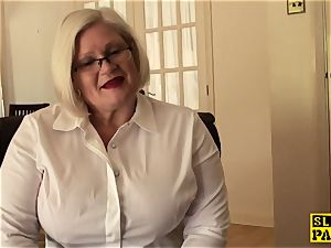 lush british marionette predominated with roughsex
