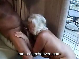 grandma lovinТ A ebony man