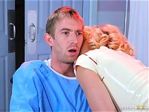 super-hot nurse Kayney Linn Karter