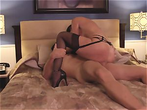 The Game part 2 with mummy dark haired India Summers