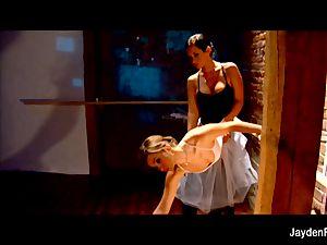 killer ballet lessons w Jayden Jaymes
