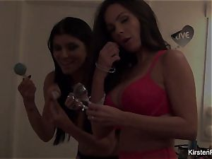Behind the vignettes with Kirsten Price