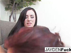 Jayden Jaymes And Taylor Vixen poke
