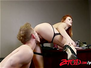 ZTOD - Karlie Montana Wants Her workers man meat