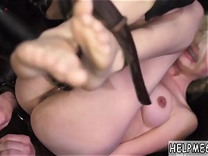 bondage and sadism & masochism very first time defenseless nubile Piper Perri was on her way to visit a buddy but